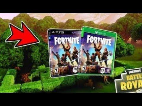 FORTNITE NO XBOX 360 E PS3??