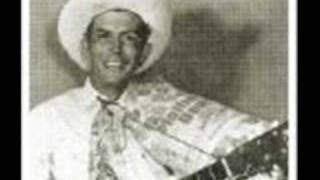 Blue Eyes Crying In The Rain by Hank Williams