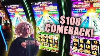 Heather Makes a Comeback! Star Watch Magma Slots | Slot Ladies