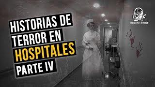 HISTORIAS DE TERROR EN HOSPITALES III (RELATOS DE HORROR)