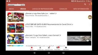 Promo De Canales + Reaccionando A Sus Videos