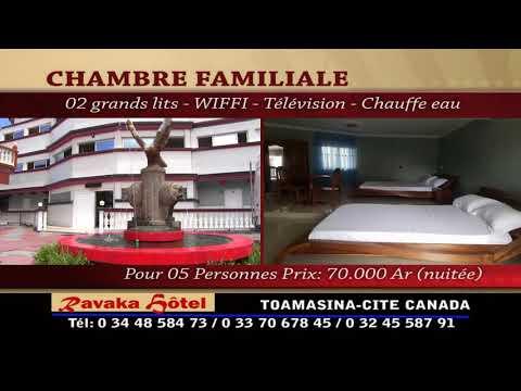 NY HOAVIKO HOTEL RAVAKA TOAMASINA 2019