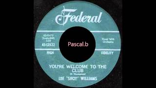 Lee Shot Williams - You