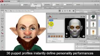 CrazyTalk Animator - Draw, Paint, Animate