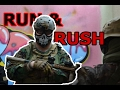 RUN & RUSH HOSTEL CALIFORNIA | SURVIVOR | SWAT82