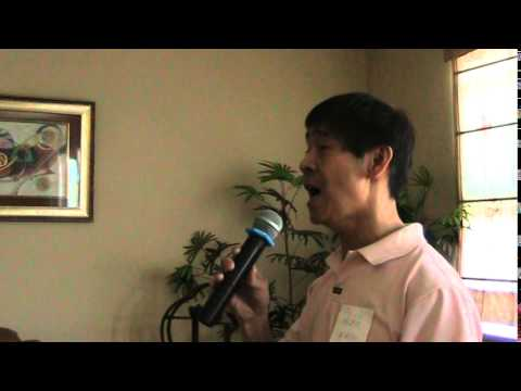 《故乡情》performed by Phillip Xie, SCUT Alumni Karaoke Club: