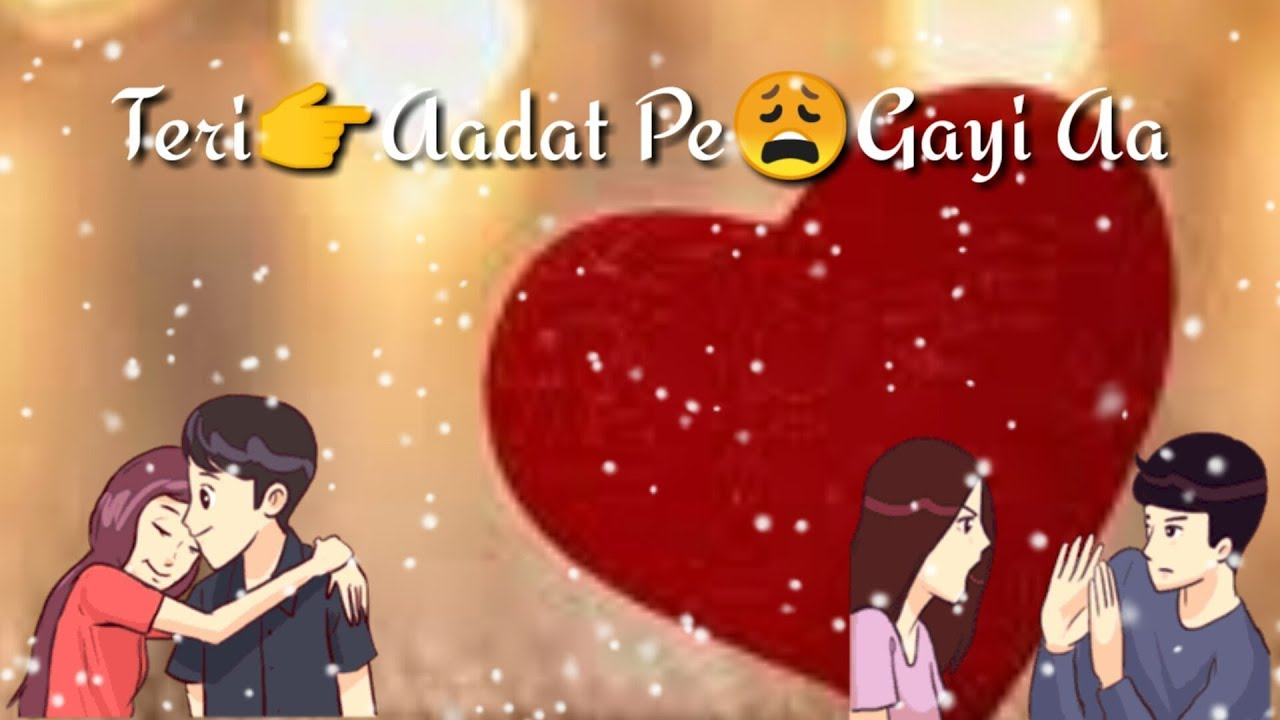 ?Teri Aadat?Pe Gayi Aa | ninja | new | punjabi | ringtone | whatsapp status | Video | Song | 2019