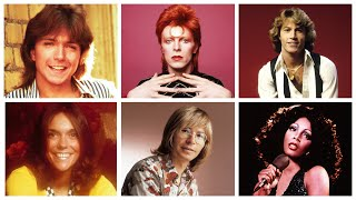 77 '70s Singers Who Passed Away