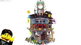 Baixar LEGO Ninjago City set full tour & review! 70620