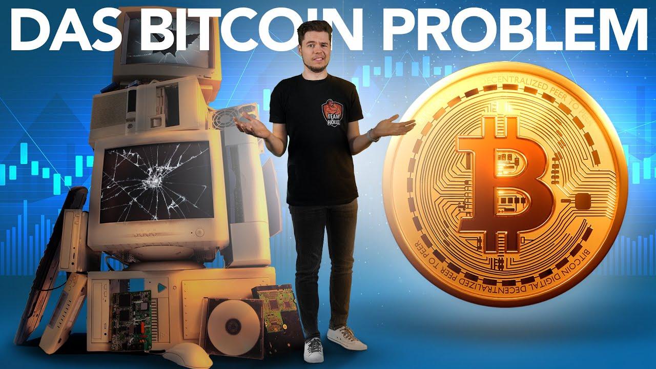 Die dunkle Seite des Bitcoin Mining..