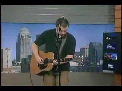 "Jeff Miller ""Waiting"" (Live on Fox in the Morning Louisville)"