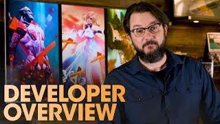 Battleborn: Developer Overview with Randy Varnell