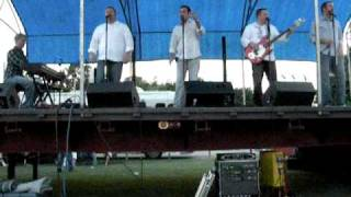 7-3-09 Watermelon Festival at South West City, Mo. Michael, Dusty, ...