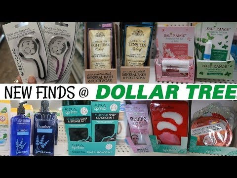 DOLLAR TREE * NEW BEAUTY FINDS!!! COME WITH ME