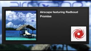 Airscape featuring Radboud - Promise
