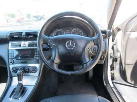 2007 mercedes-benz c-class c180 kompressor avantgarde auto for