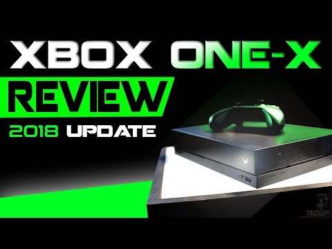 Xbox One X Review One Year Later | Should You Buy Xbox One X This Holiday 2018?