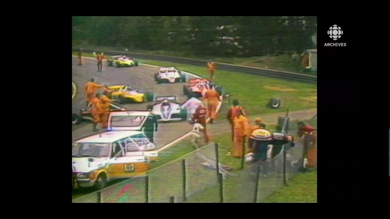 Download Le 8 mai 1982, Gilles Villeneuve meurt lors des qualifications du Grand Prix de Belgique