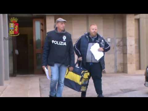 Mafia e appalti: 11 arresti ne...