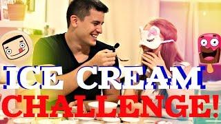 ICE CREAM CHALLENGE!  МНОГО МОРОЖЕНОГО! ВЫЗОВ!   SWEET HOME
