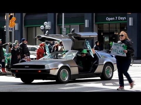 Toronto St Patrick's Day Parade. 2015