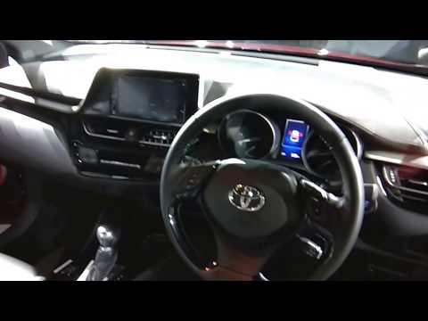 Interior Toyota CHR Indonesia