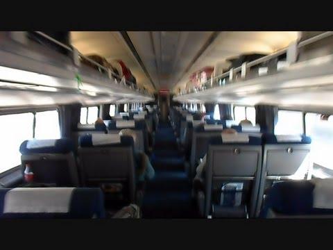 Amtrak Train The Silver Star Journey Ride