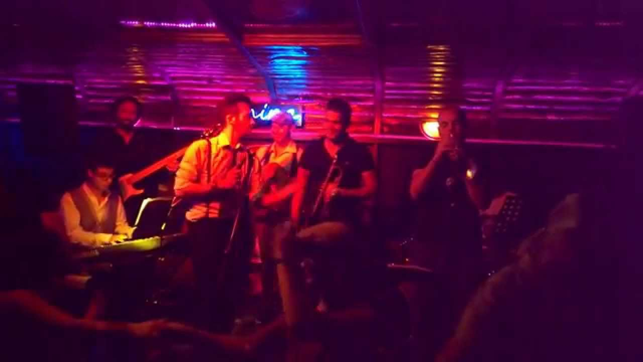 Swing Istanbul All Stars - Live at Nina (Istanbul)