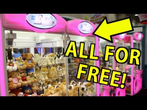 WE PLAYED ALL THESE ARCADE GAMES FOR FREE!!! | JOYSTICK