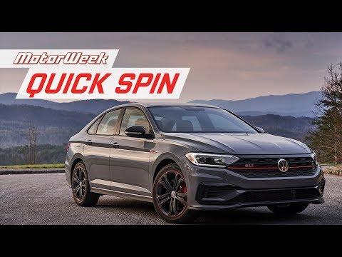 2019 Volkswagen Jetta GLI | MotorWeek Quick Spin