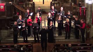 Sumer is icumen in / Perspice Christicola, Anonymous 13th-century English, sung by Quire Cleveland