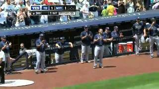 Derek Jeter 3,000 Hit (YES Network)