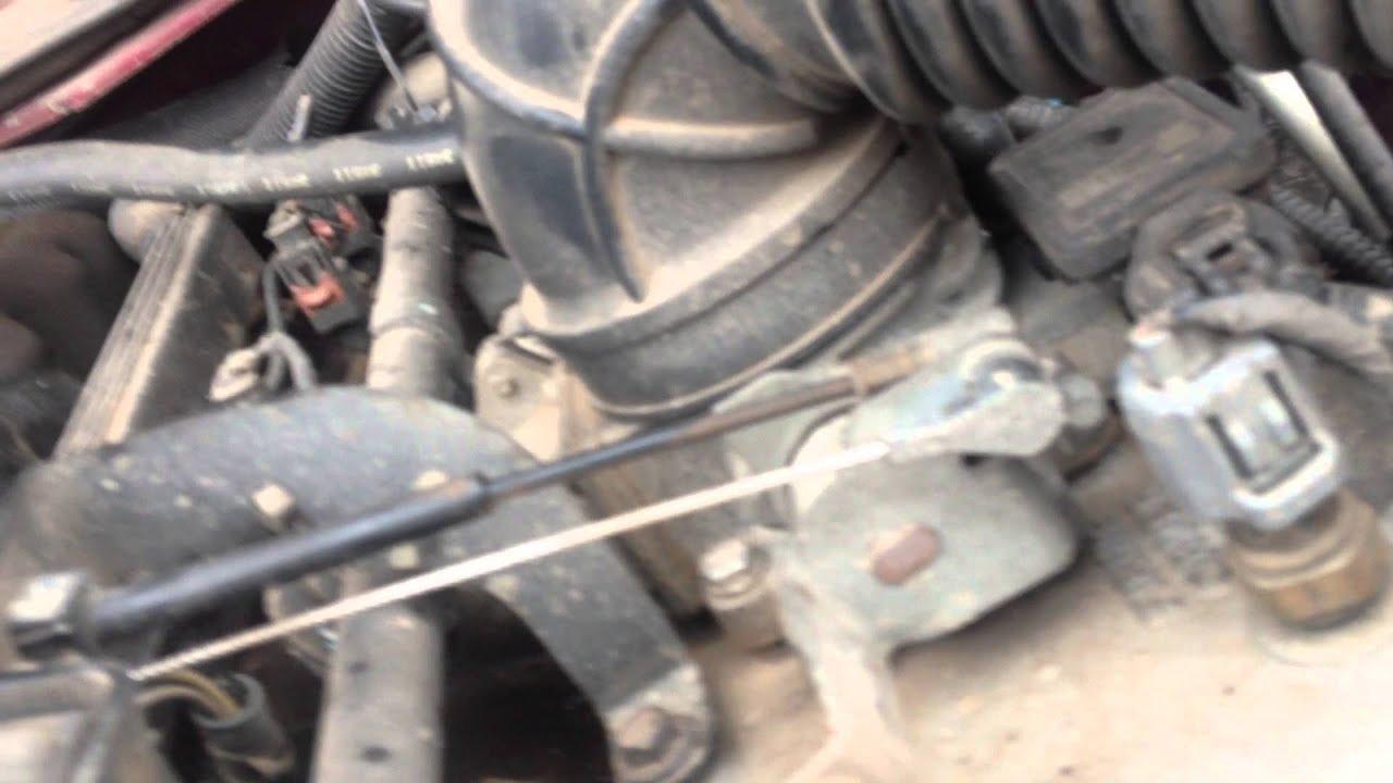 Jeep Xj Cherokee 1999 Power Steering Pump Bearing Noise