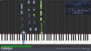 Обложка Fairy Tail Opening 16 STRIKE BACK Synthesia