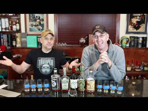 #305 THE Rye Whiskey Shootout Finals...Championship...March Rye Madness conclusion