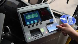 How to Tap Your EasyGO Fare Card