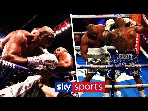 Dillian Whyte vs Derek Chisora   Full Fight 🥊