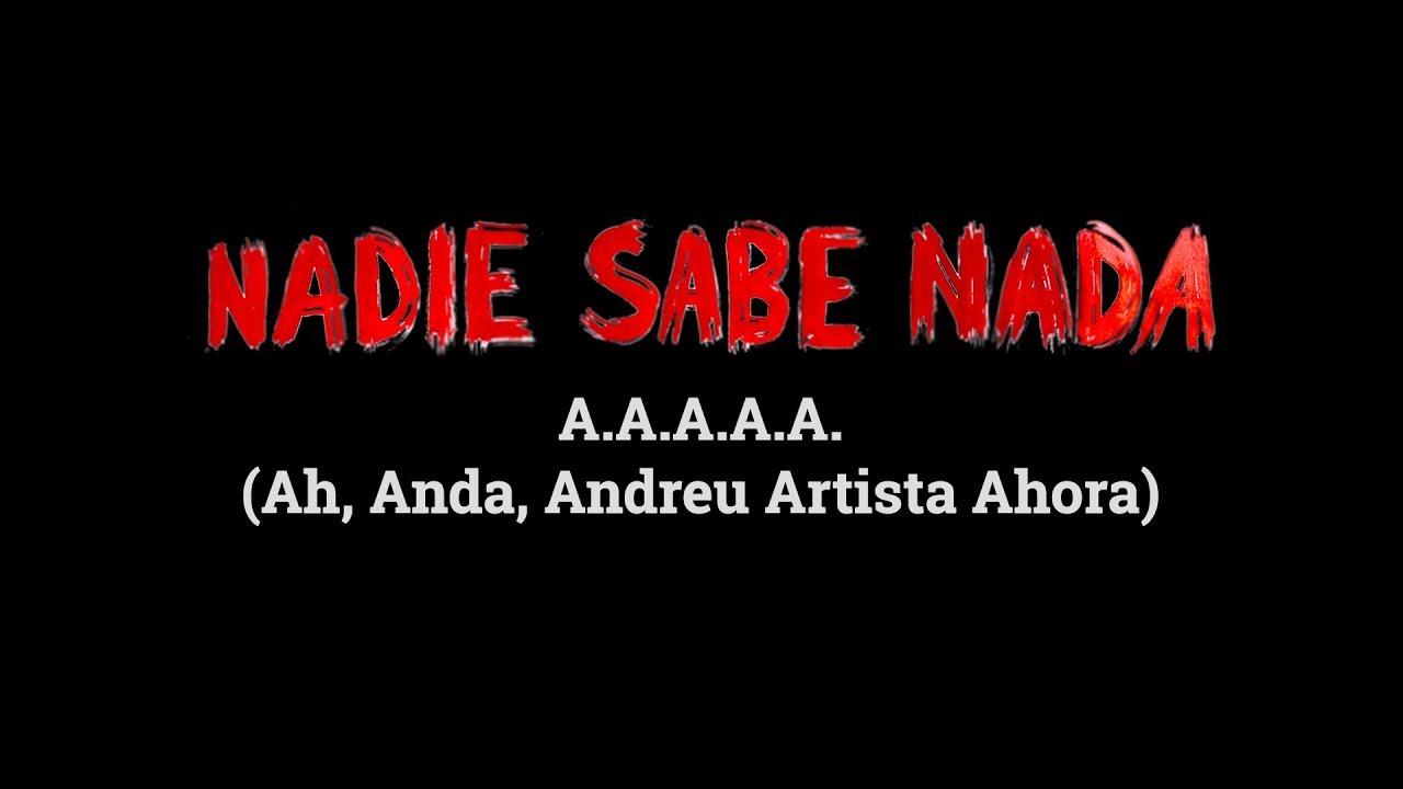 Momentos NADIE SABE NADA (6x22): A.A.A.A.A.