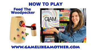 How to Play Feed the Woodpecker