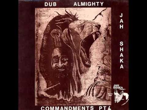 Jah Shaka - Holy Dub