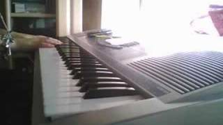 Slipped Away piano cover - Avril Lavigne bonez tour live