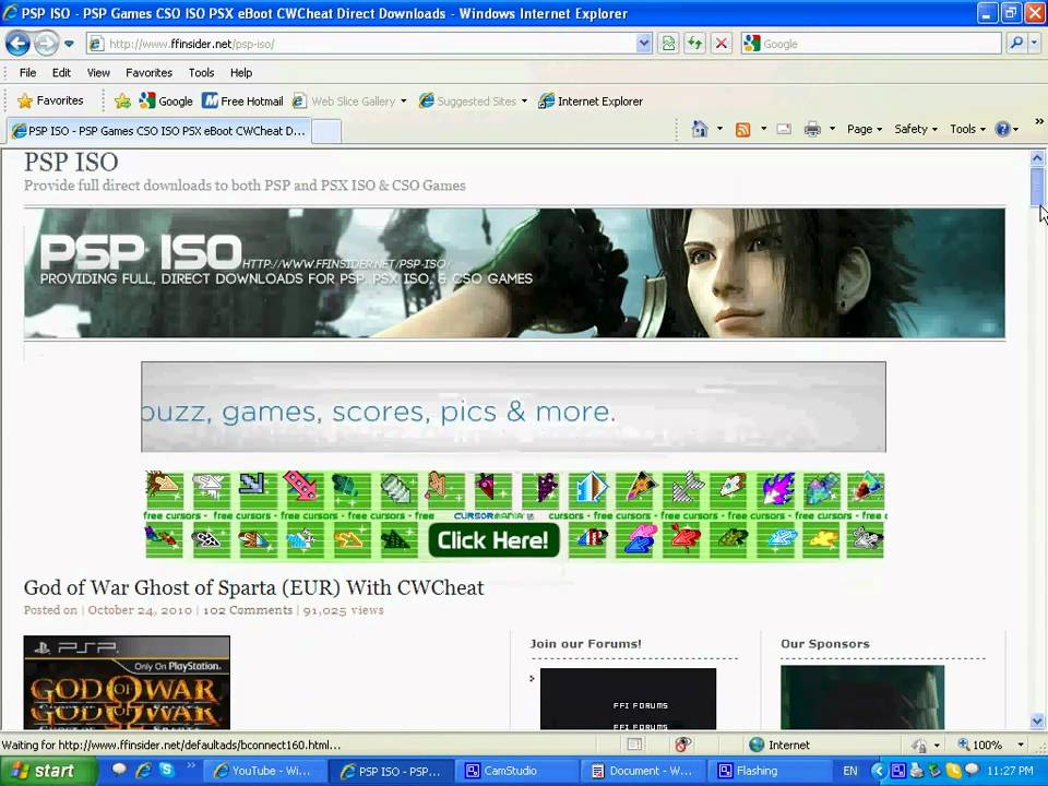 websites to download psp iso games for free