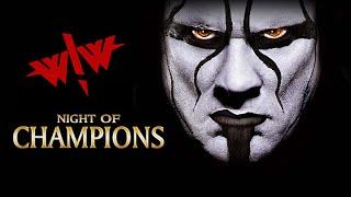 Wrestle! Wrestle!  - Night of Champions (2015)