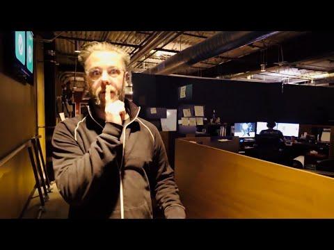 Cory Barlog Exclusive Tour of Santa Monica Studio