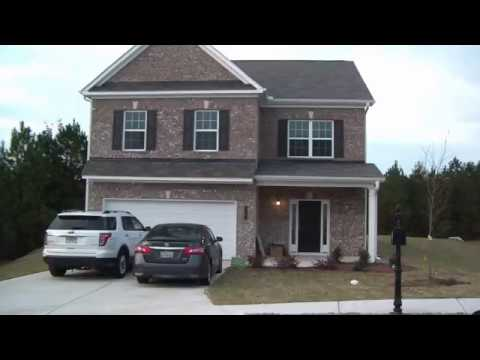 NEW HOUSE:  BAY CREEK in Loganville, GA