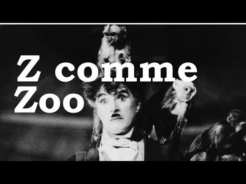 Charlie Chaplin - Z comme Zoo