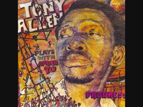 Tony Allen - Jealousy (plays with Fela Kuti & Africa 70)