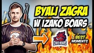 BYALI ZAGRA W IZAKO BOARS!!! BYALKO ON FIRE W FPL-u!!! ZywOo USP ACE - MAJOR BERLIN 2019 DZIEŃ 4