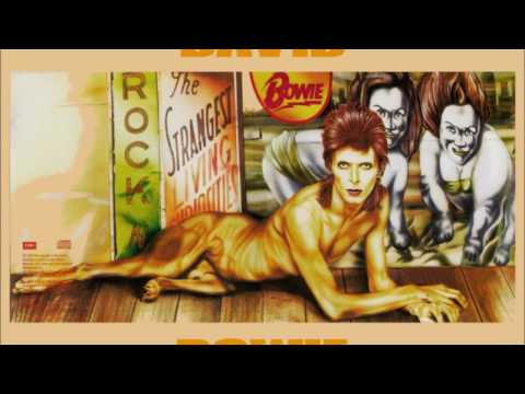 David Bowie - We are The Dead/1984/Big Brother/Chant (lyrics)