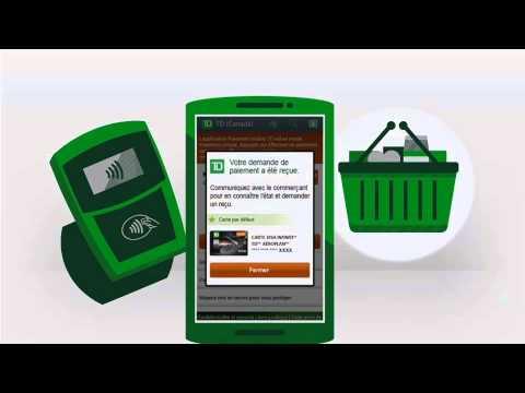 TD Mobile Payment - FR